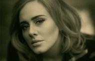 Adele mantiene por tercera semana el #1 en USA con Hello