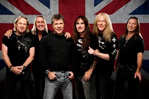 Iron Maiden va confirmando las ciudades de su próxima gira