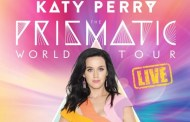 Katy Perry publica su Prismatic Wolrd Tour en DVD y Blu-ray