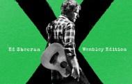 Ed Sheeran alcanza por segunda vez, las 200 semanas con un álbum, 'X', en la lista británica
