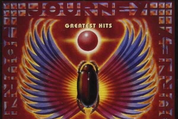 'Journey's Greatest Hits' de Journey, tercer disco con más semanas en la lista USA, en su historia
