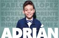 Adrián consigue un emocionante #1 en España con Lleno de vida
