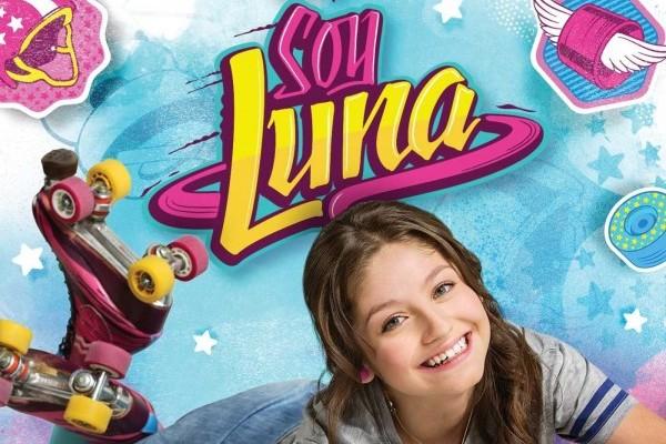 Soy Luna repite en el #1 en España, Platero y Tú entra al #6
