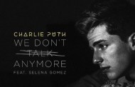 'We Don't Talk Anymore' de Charlie Puth y Selena Gomez, supera los 1.000 millones en Spotify