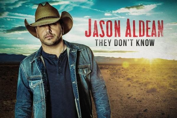 Jason Aldean confirma con los primeros datos el #1 en USA sin el streaming