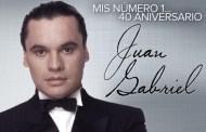 Juan Gabriel coloca 4 discos en la lista americana de álbumes