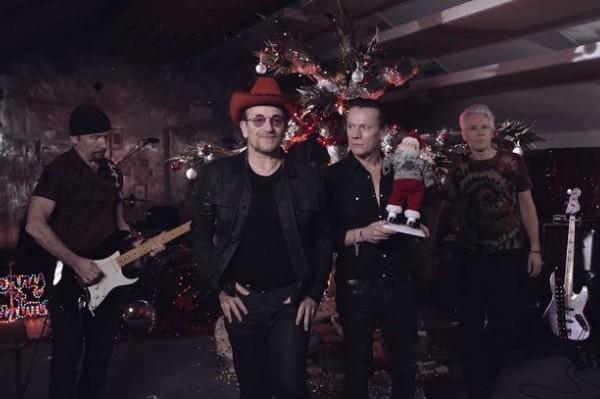U2 anuncian nuevo disco y gira por el 30 aniversario de The Joshua Tree