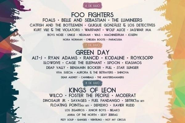 El Mad Cool Festival confirma a, Foals, Catfish and the Bottlemen, Quique González y otros muchos