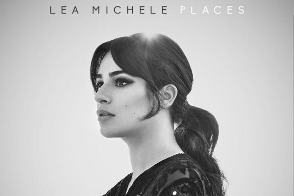 Lea Michele consigue un meritorio #2 en la lista mundial de álbumes de iTunes, con 'Places'
