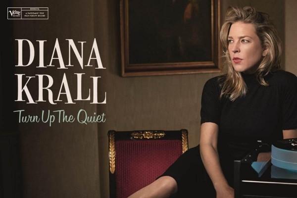 Diana Krall consigue su décimo top 20 consecutivo en álbumes, en US