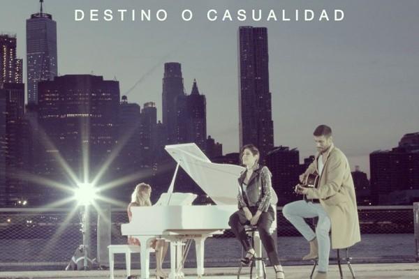 Melendi lanza el 2 de junio, una versión junto a Ha*Ash de 'Destino o Casualidad'