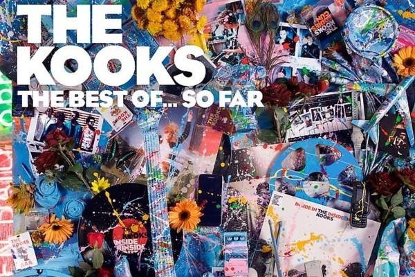 The Kooks meten su recopilatorio 'The Best Of... So Far', en el top 20 británico de álbumes