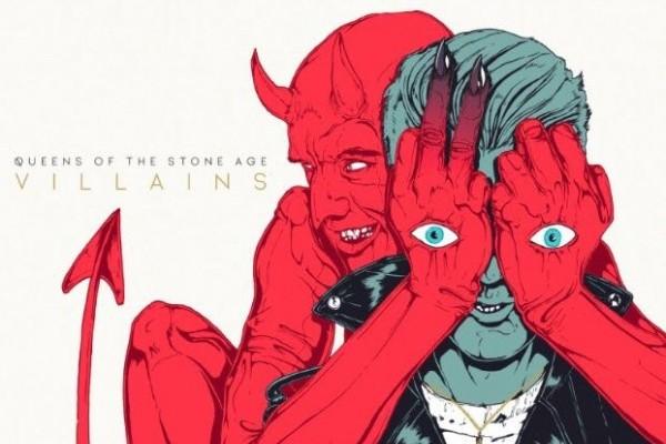 Queens Of The Stone Age, conseguirá su primer #1 en UK, con 'Villains'