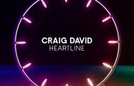 Craig David consigue su 22 top 40, con el debut de 'Heartline' en UK