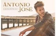 Antonio José consigue su tercer #1 en álbumes en España, con 'A Un Milímetro De Ti'