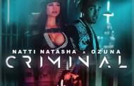 Natti Natasha y Ozuna consiguen su primer #1 en singles en España, con 'Criminal'
