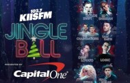 Taylor Swift, Ed Sheeran, Sam Smith y The Chainsmokers, en el iHeartRadio Jingle Ball Tour 2017