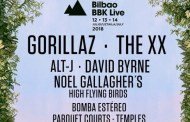 Noel Gallagher, alt-J y David Byrne, últimas incorporaciones del Bilbao BBK Live 2018