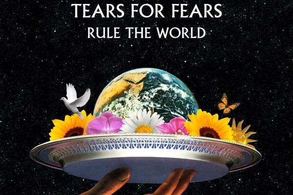 Tears For Fears consiguen su sexto top 40 en álbumes en UK, con 'Rule The World. The Greatest Hits'