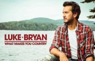 Luke Bryan consigue su cuarto #1 en los Estados Unidos, con 'What Makes You Country'