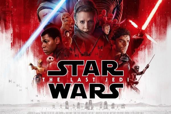 El último día del año, 'Star Wars: The Last Jedi' consigue ser la más taquillera del año en USA