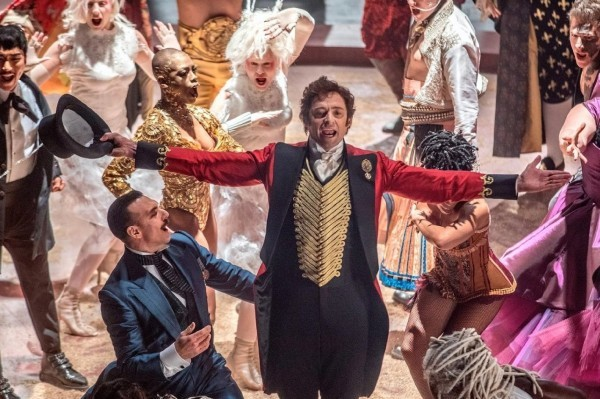 'The Greatest Showman' suma su semana número 26 en el #1 de álbumes, en UK