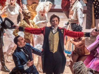 greatest showman uk 2018