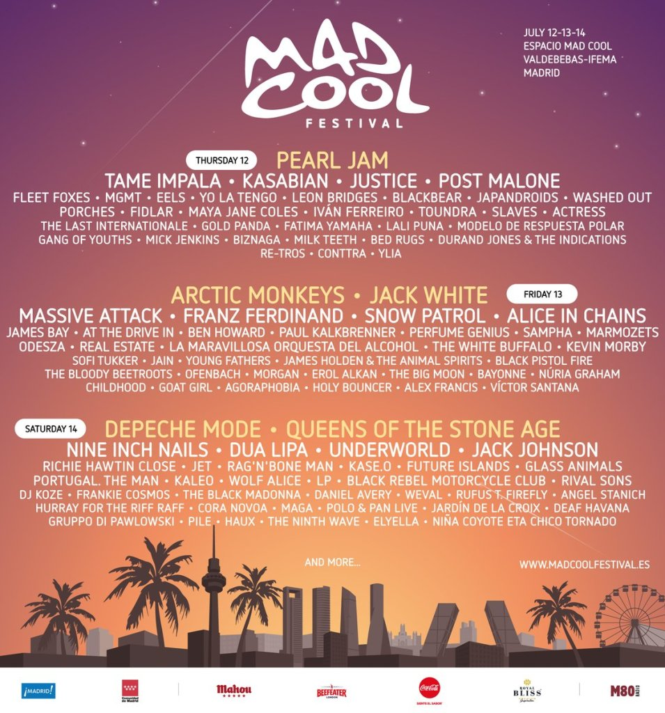 Mad Cool 45