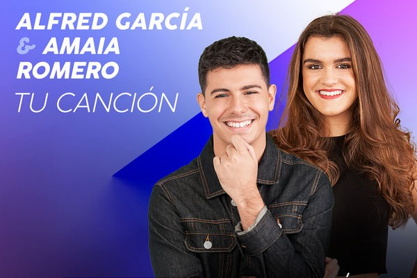 Amaia Romero y Alfred García, acaban con el reinado de Ed Sheeran, en la lista de canciones digitales, en España
