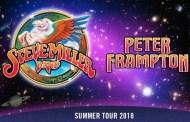 Steve Miller Band y Peter Frampton, juntos de nuevo de gira este verano en Norteamérica
