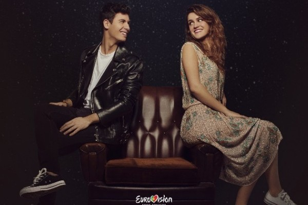 Amaia Romero y Alfred García, recuperan el #1 en venta digital en España, gracias a la nueva versión de 'Tu Canción'