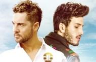 David Bisbal con Sebastián Yatra, Charlie Puth, Halsey y The Chainsmokers, en los singles de la semana