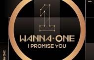 Wanna One mantienen el #1 en la lista mundial de álbumes, con 'I Promise You'