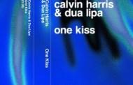 Calvin Harris con Dua Lipa, 8 semanas #1 en Spotify UK, con 'One Kiss'