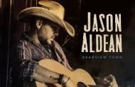 Jason Aldean confirma su #1 en USA, en álbumes, con 'Rearview Town'