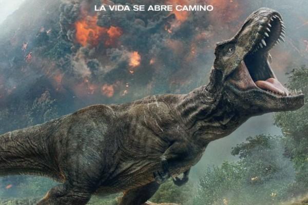 Jurassic World El Reino Caído Normandía Al Desnudo Y