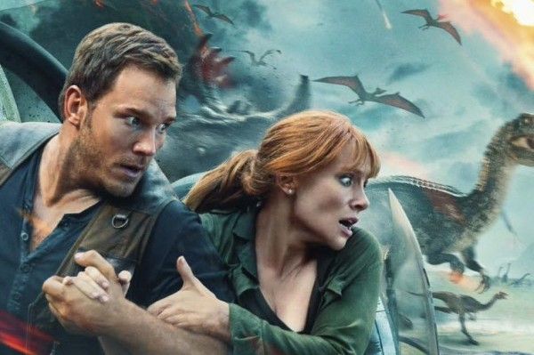 'Jurassic World' repite por segunda semana, en el #1 del Box Office USA