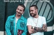 Liam Payne y J Balvin ya son top 20 en UK, con 'Familiar'