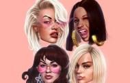 Rita Ora, Selena Gomez, Meghan Trainor y John Mayer, en los singles de la semana