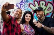 Nicky Jam, Will Smith y Era Istrefi, se marcan un emocionante vídeo, para 'Live It Up'