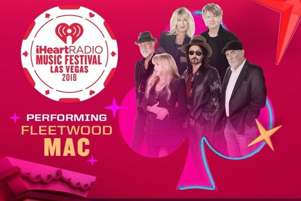 Fleetwood Mac actuarán en el 2018 iHeartRadio Music Festival
