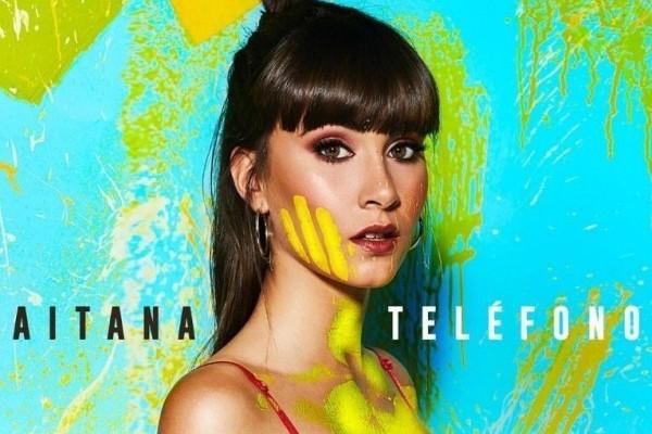 Aitana recupera el #1 en nuestro Vinilo Top 100, de venta digital y streaming