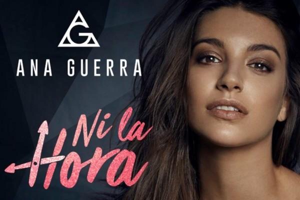 'Ni La Hora' de Ana Guerra y Juan Magán, novena canción española que supera los 40 millones en el top 200 de Spotify España