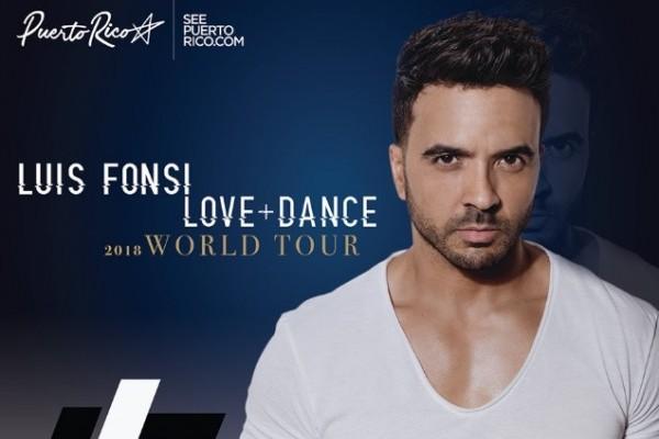 Luis Fonsi confirma dos colaboraciones de altura, para su concierto de Barcelona, Aitana y Antonio Orozco
