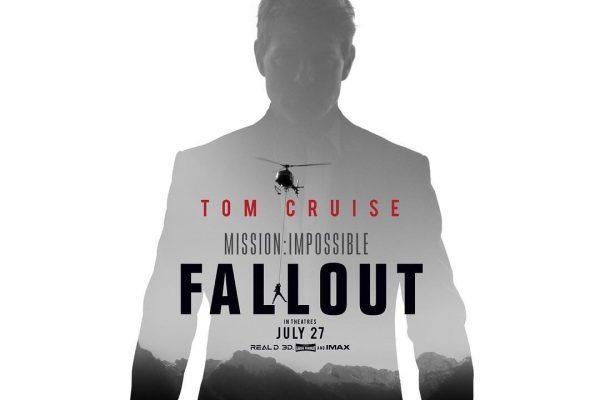 'Misión:Imposible Fallout' mantiene el #1 en el Box Office americano