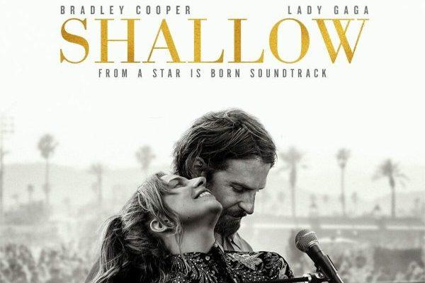 Lady Gaga y Bradley Cooper alcanzan el disco de platino en España, con 'Shallow'
