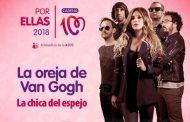 Hoy se celebra el concierto Cadena 100 Por Ellas, con La Oreja De Van Gogh, Pablo Alborán, Sergio Dalma y muchos otros
