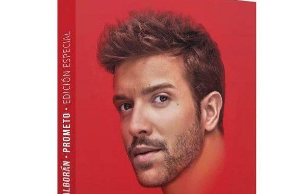 'Prometo' de Pablo Alborán, sexto álbum en esta década, en alcanzar los 6 discos de platino, en España