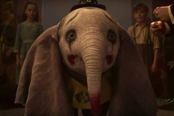 Nuevo póster y tráiler de 'Dumbo', que se estrenará en marzo de 2019