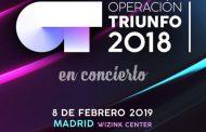 Habrá gira OT 2018, 4 conciertos confirmados, Madrid, Pamplona, A Coruña y Barcelona